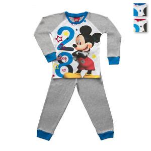026af256c4 Caricamento dell'immagine in corso Pigiama-bambino-Topolino-Mickey-Mouse- Disney-in-Caldo-