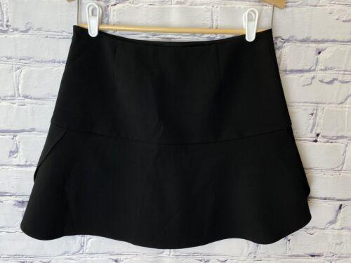 RED Valentino Womens Mini Skirt Black Size EU40 /