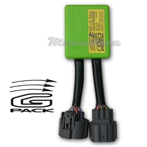 Kawasaki ZX 12 R 99-00 Nikko Racing G-Pack Tuning Box