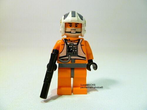 Lego Star Wars The Senesca Minifigura Exclusivo Blaster 8083 SW0260 Como Nuevo