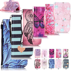 For-A-pple-i-Phone-X-8-7-Smartphone-Stand-Wallet-Flip-Leather-Phone-Case-Cover