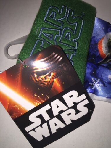 Star Wars Christmas Holiday Small Mini Stocking Ornament Yoda