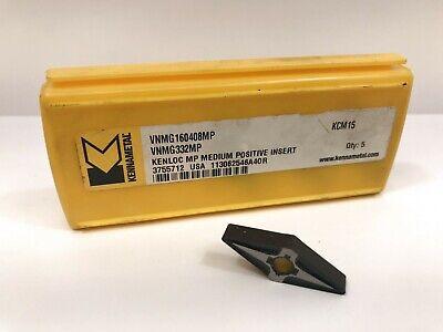 Kennametal CNMG120404FP KC5010 CNMG431FP KC5010 10pcs carbide inserts