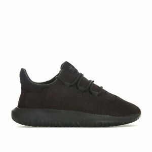 Children-Boys-adidas-Originals-Tubular-Shadow-Trainers-In-Black-Lace-Fastening