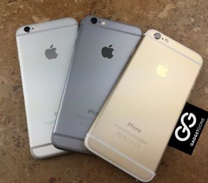 Apple iPhone 6   Unlocked - Verizon - AT&T - T-Mobile   All Colors & Storage