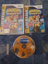 WII : BOOM BLOX SMASH PARTY - Completo, ITA ! Fino a 4 giocatori ! Comp. Wii U