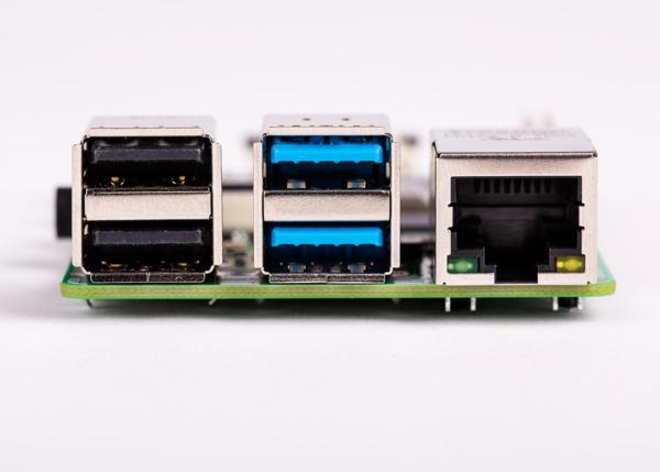 Raspberry PI 4 Model B 4GB QuadCore 64bit Motherboard Computer NEW (4GB VERSION)