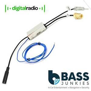 Autoleads-PC6-536-BLAUPUNKT-Car-Stereo-Radio-DAB-Car-Splitter-Antenna-Aerial