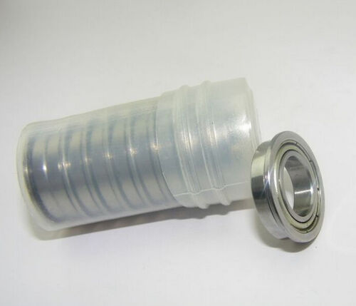 SN-T Flange Ball Bearing F626ZZ 6x19x6 mm Metric flanged Bearing Qty:10