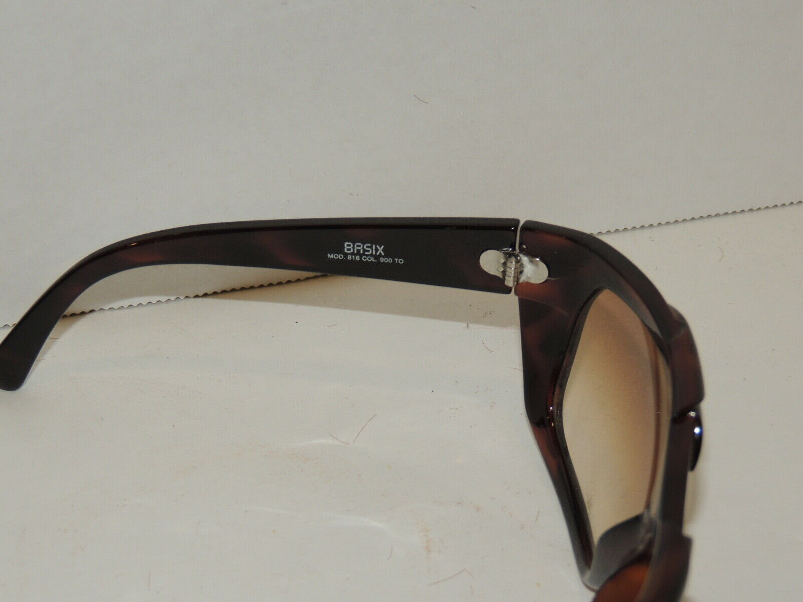 Gianni Versace Basix Brown Sunglasses  - image 3
