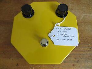 Alnicomagnet-Silicon-BC108-Fuzz-Face-Clone-Hand-Built-2014-Prototype