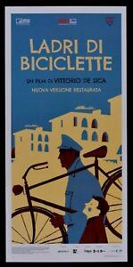 Plakat Stromdiebe Von Fahrrädern Vittorio De Sica Sergio Leone Kino Poster L23