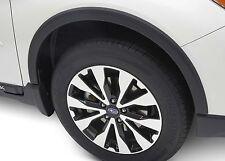 2015-2016 Subaru Outback OEM Wheel Arch Molding Fender Flare Kit E201SAL000 NEW