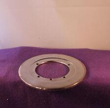FITTIPALDI Custom Wheel Center Cap Chrome ring
