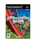 Rollercoaster World (Sony PlayStation 2, 2004) - European Version