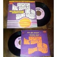 Karchton Mac Douglas - Sea Sea Boogie Rare French PS 7' Maxi Library Surf