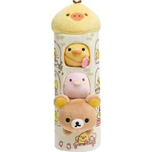 Rilakkuma Kiroyori Diary Special Stuffed Animal San-X from Japan*
