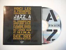 JAZZ A SAINT GERMAIN : SUMMERTIME / ANGELIQUE KIDJO ▓ CD SINGLE PORT GRATUIT ▓