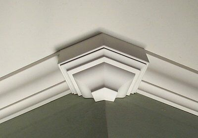 Crown Molding Corners fits 225 degree wall angle