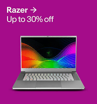 Razer up to 30% off