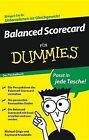 Balanced Scorecard Fur Dummies Das Pocketbuch by Raymund Krauleidis, Michael Griga (Paperback, 2009)