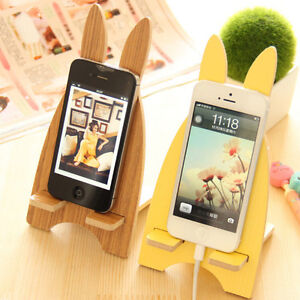 Cell-Phone-Desk-Stand-Support-Holder-Cradle-For-Samsung-iPhone-Tablet-TH