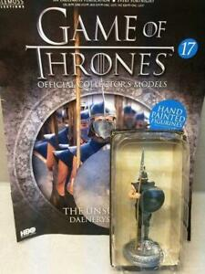 Game-Of-Thrones-GOT-Official-Collectors-Models-17-Unsullied-Warrior-Figurine-NE