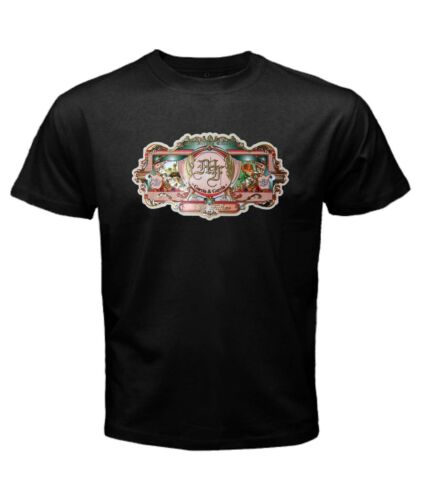 MY FATHER-Premium Cigars-Logo-Men/'s Black TShirt S M L XL XXL XXXL