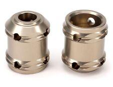 Losi Pinion Coupler Set Aluminum Hard Anodized (2) 5t LOSB3221