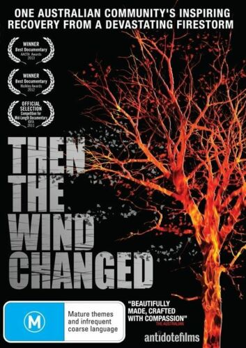 1 of 1 - Then The Wind Changed DVD R4, Like New, Free Postage, Documentary Strathewen