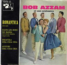 BOB AZZAM DRACULA CHA CHA CHA FRENCH ORIG EP