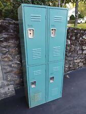 Hallowell Wardrobe Sports Employee Storage Locker 30 In W 15 In D 72 In H 2x2