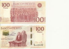 México/México - 100 pesos 2016 (2017) UNC gedenkausgabe-pick New