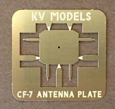 ETCHED SD40 STYLE PILOT PLATES HO SCALE KV MODELS KV-137H