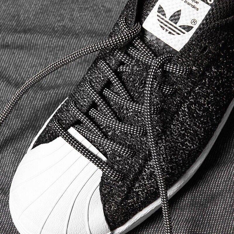 Adidas Superstar 80s PK NBA All Star ASG GLOW 10.5 Primeknit Black White S32029