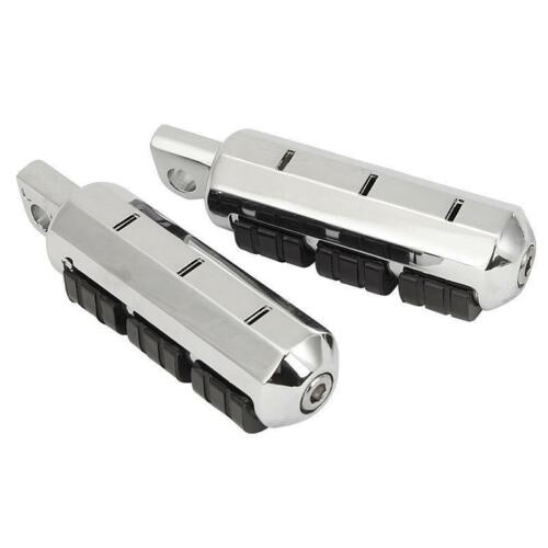 """1 1//4/'/' 1.25/"""" Highway Foot Pegs with Clamps For Road King Electra Street Glide"""