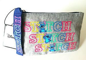 Disney-Lilo-und-Stitch-Damen-Kosmetiktasche-Klein-Schminktasche-Kulturtasche-Neu