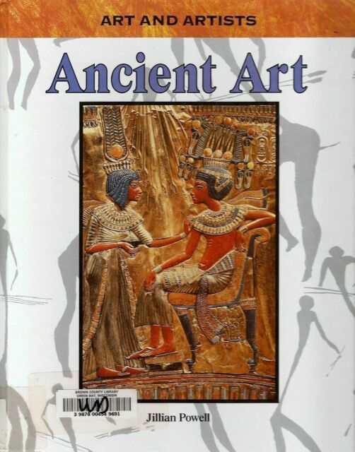 Ancient Art by Jillian Powell