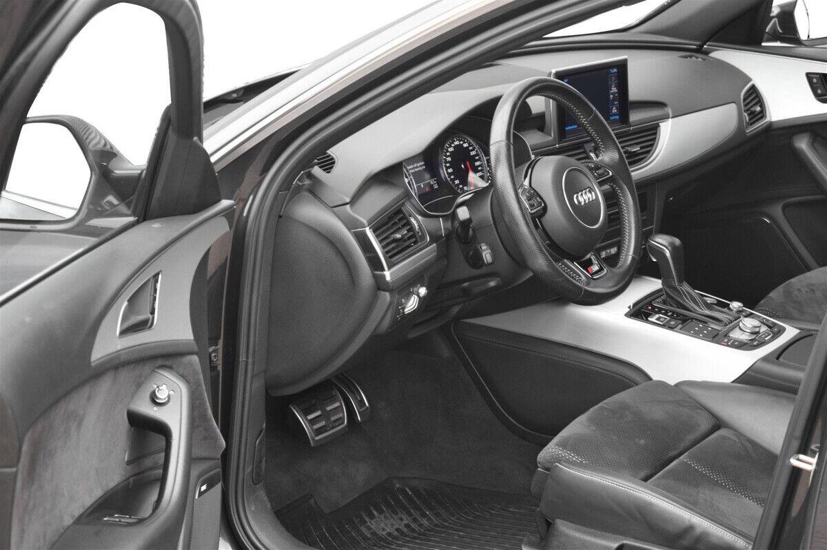 Audi A6 2,0 TDi 190 Ultra S-line Avant S-tr. - billede 8