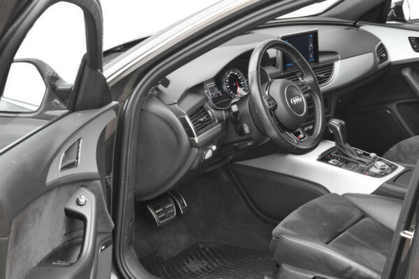 Audi A6 2,0 TDi 190 Ultra S-line Avant S-tr. billede 8