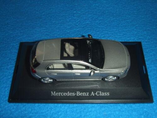Mercedes Benz W 177 A Klasse 2018 Mojawe Silber 1:43 Neu OVP