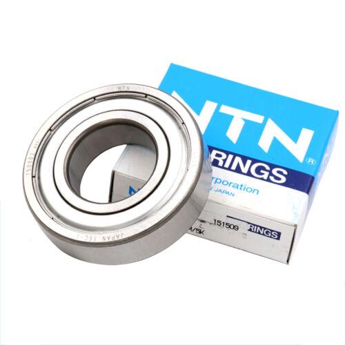 Z ● NTN 6000 ZZ Deep Groove Ball Bearings 10x26x8mm