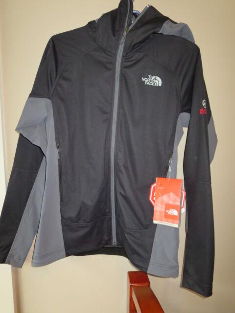 7ff233c46 Mens New North Face Summit Series Alpine Project Hybrid Hoodie Jacket S  Black