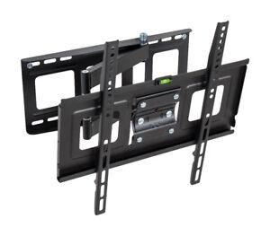 TecTake 400967 TV Wandhalterung für Bildschirmgrößen 32-55 Zoll