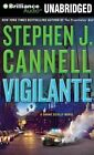 Vigilante by Stephen J Cannell (CD-Audio, 2014)