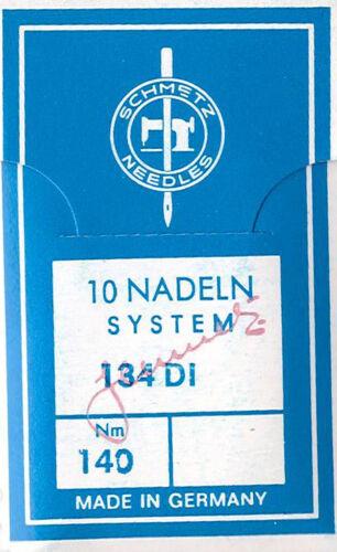 Industrienadeln Nadeln Schmetz 134 DI Stärke 140