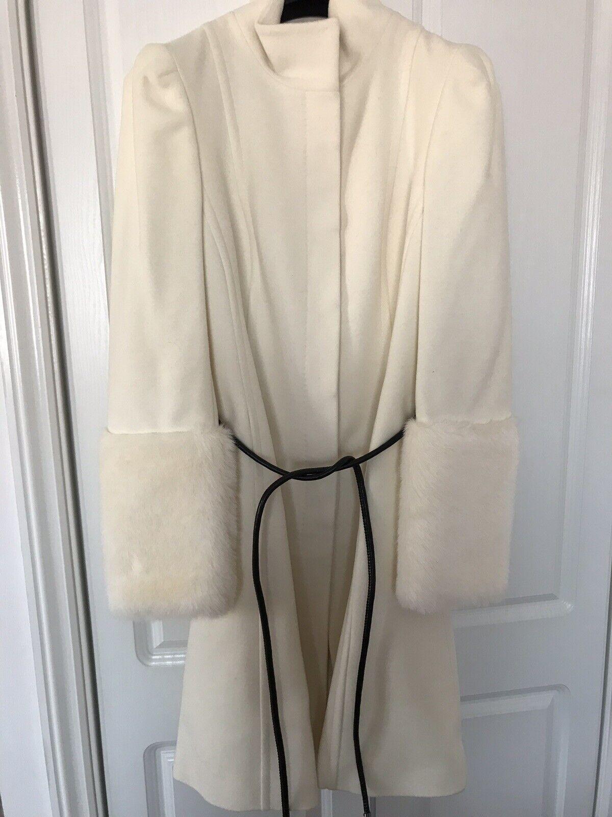 c8a8b371b Coat Wool Coast In Ivory RRP 12 Size Colour mhonc5828776-Coats ...