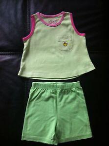 Clothing, Shoes & Accessories George Top 12-18 Monate & Impidimpi Shorts Gr 74/80 Neu Kiwi Soo SÜss Outfits & Sets