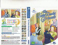 The Twelve Dancing Princesses-2008-GEP Little Angel Fairytales-Children-CD + DVD