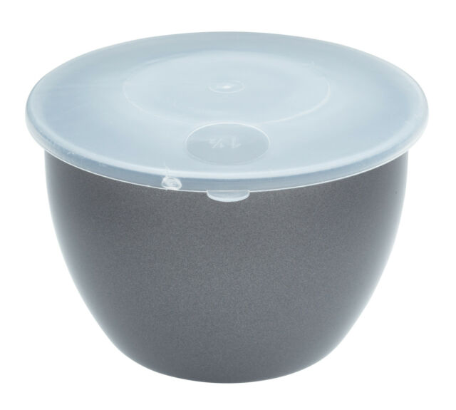 Masterclass Non Stick 850ml / 1.5 Pint Steamed Pudding Bowl Basin & Lid